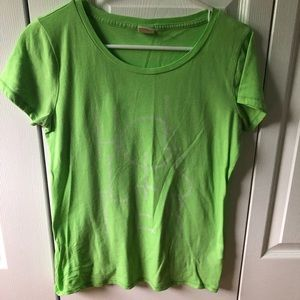 Hollister Green T-shirt